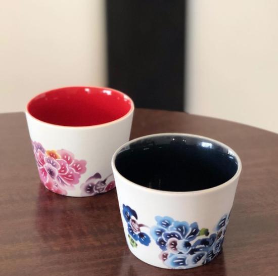 そば猪口 ARITA Sake cup